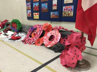 Remembrance Day Decorations